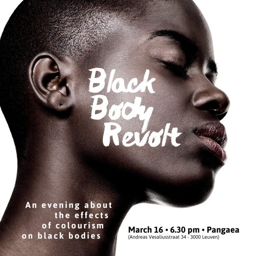 Black Body Revolt (flyer)