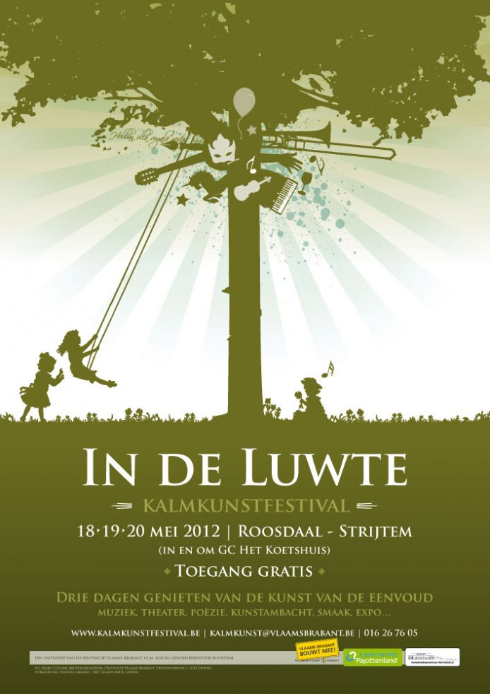 In de Luwte 2012 (Affiche)