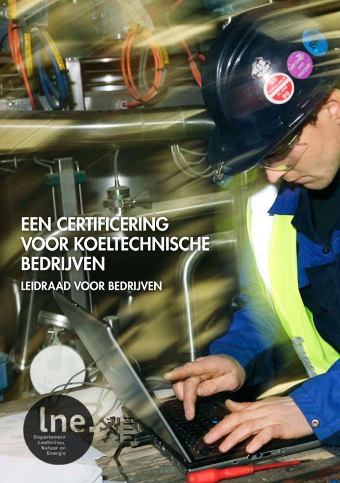 Certificering voor koeltechnische bedrijven (1/4)