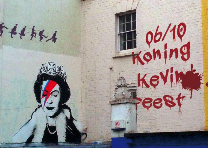Feest bij Koning Kevin (recto)